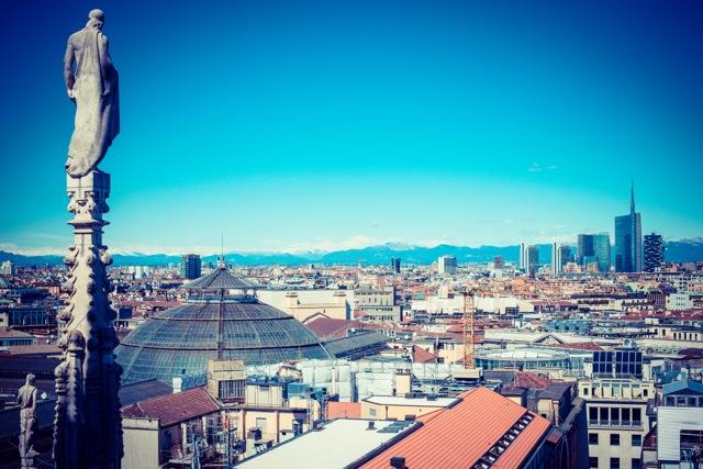 Lombardy Milan